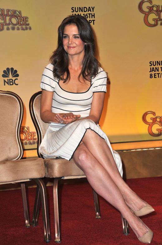 Актриса Кэти Холмс (Katie Holmes) / Featureflash / Shutterstock.com