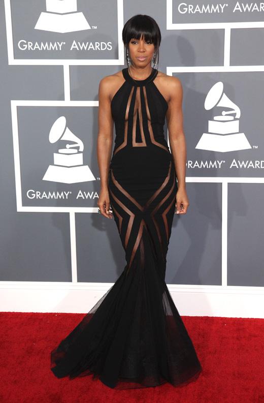 Келли Роуленд (Kelly Rowland) / DFree / Shutterstock.com