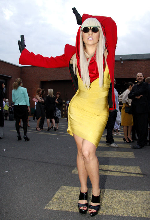 Леди Гаги (Lady Gaga) / © vipflash / Shutterstock.com