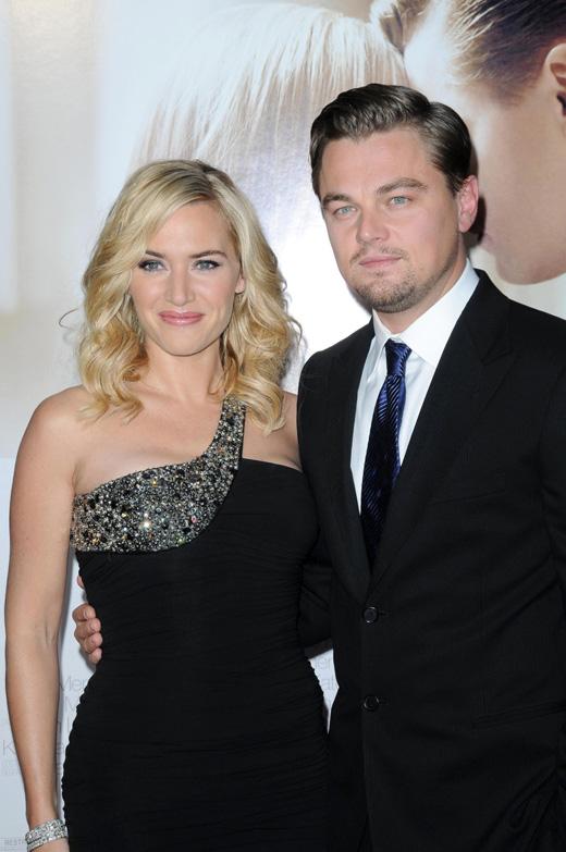 Кейт Уинслет (Kate Winslet) и Леонардо Ди Каприо (Leonardo DiCaprio) / s_bukley / Shutterstock.com