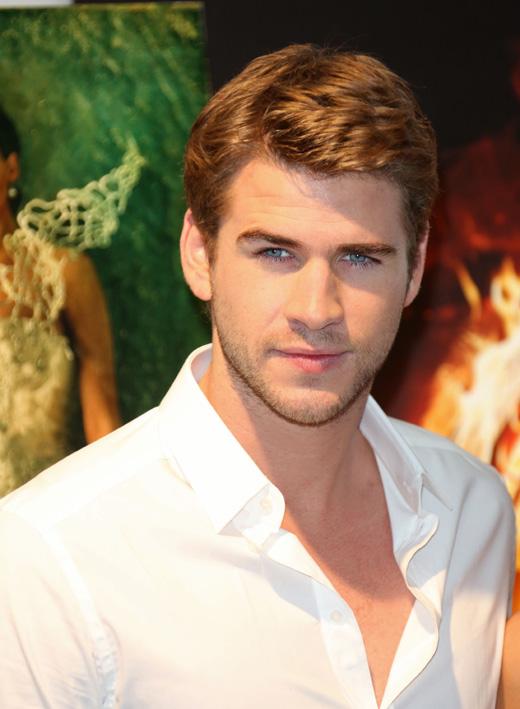 Актер Лиам Хемсворт (Liam Hemsworth) / Featureflash / Shutterstock.com