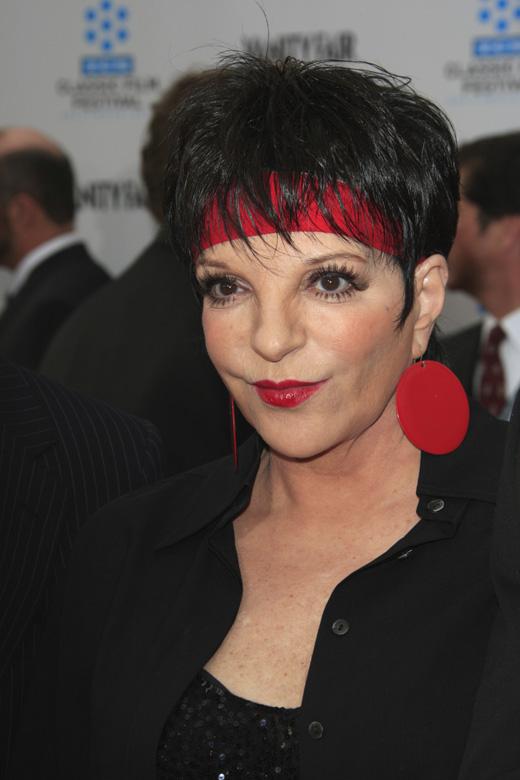 Лайза Минелли (Liza Minnelli) / Phil Stafford / Shutterstock.com