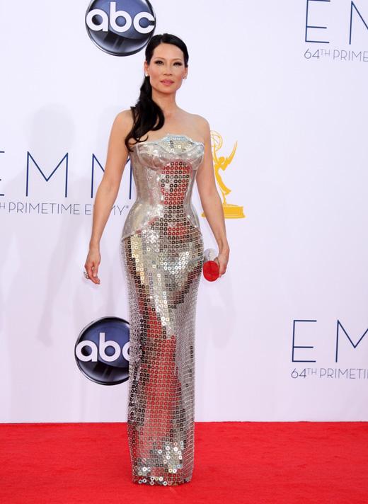 Актриса Люси Лью (Lucy Liu) / Helga Esteb / Shutterstock.com
