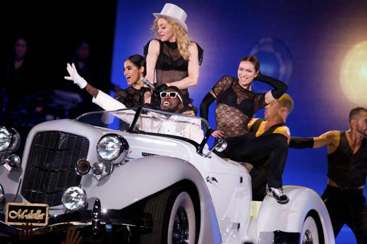 Мадонна (Madonna) / photoproject.eu / Shutterstock.com