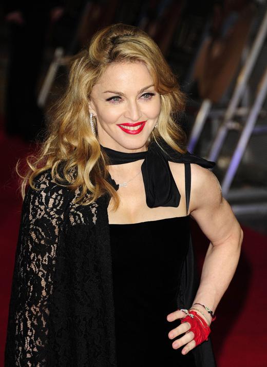 Мадонна (Madonna) / landmarkmedia / Shutterstock.com