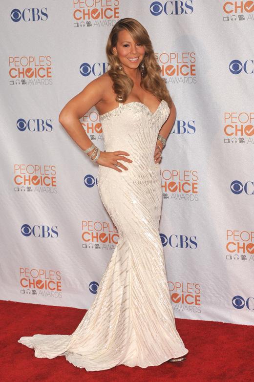 Певица Мэрайя Кэри (Mariah Carey) / Jaguar PS / Shutterstock.com