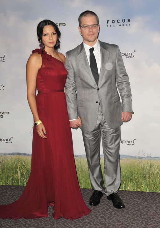 Мэтт Дэймон (Matt Damon) / © Jaguar PS / Shutterstock.com