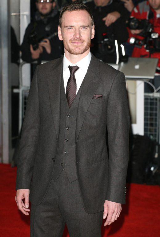 Актер Майкл Фассбендер (Michael Fassbender) / Featureflash / Shutterstock.com