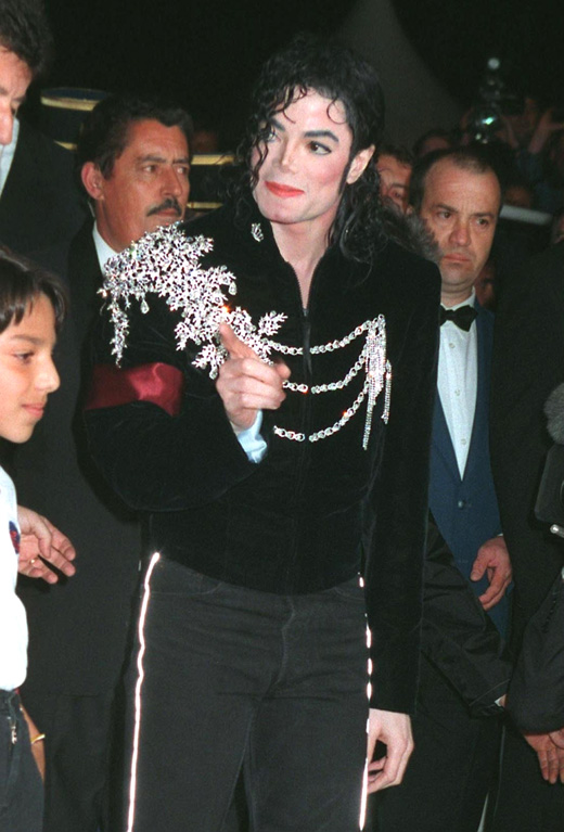 Певец Майкл Джексон (Michael Jackson) / © Featureflash / Shutterstock.com