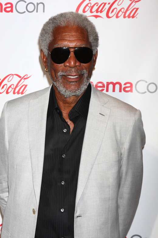Морган Фриман (Morgan Freeman) / Helga Esteb / Shutterstock.com