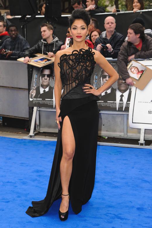 Певица Николь Шерзингер (Nicole Scherzinger) / Featureflash / Shutterstock.com