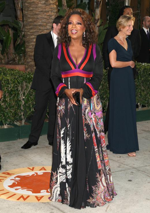 Опра Уинфри (Oprah Winfrey) / s_bukley / Shutterstock.com