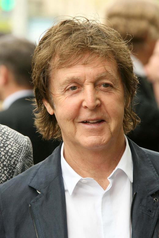 Пол Маккартни (Paul McCartney) / © s_bukley / Shutterstock.com