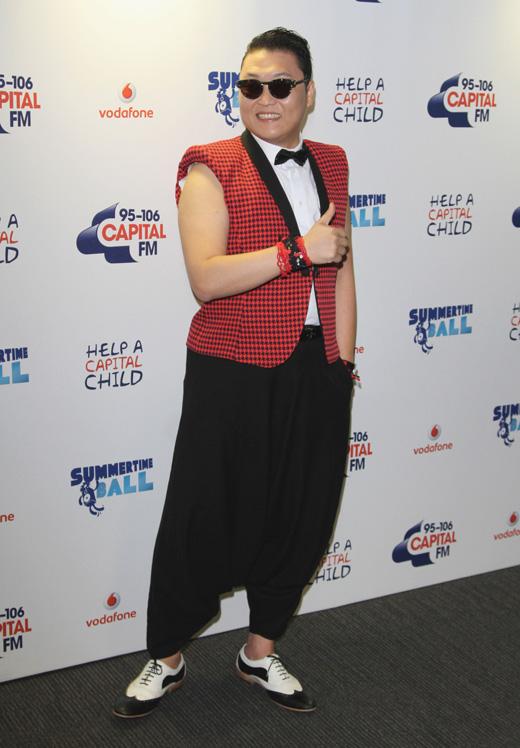 Корейский рэпер Сай (Psy) / landmarkmedia / Shutterstock.com