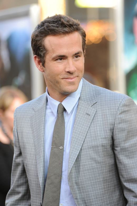 Райан Рейнольдс (Ryan Reynolds) / Jaguar PS / Shutterstock.com