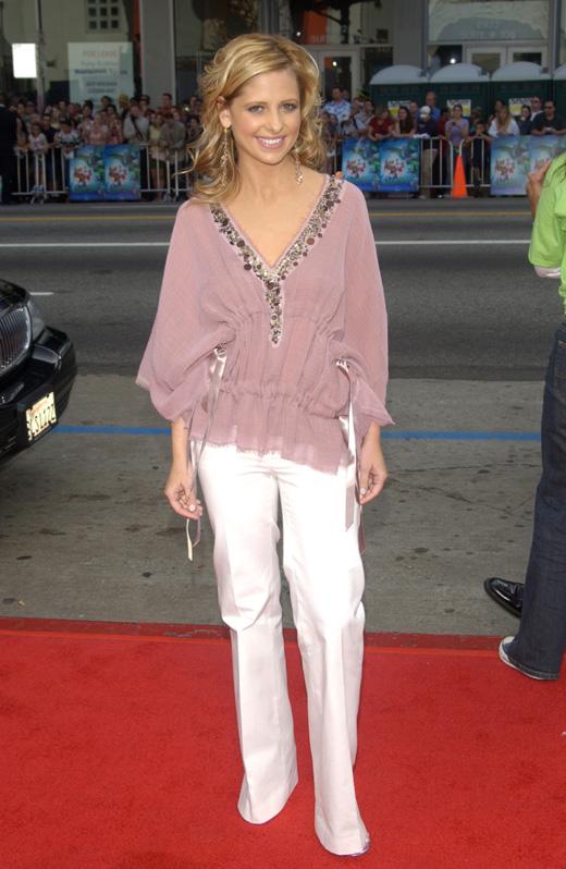 Сара Мишель Геллар (Sarah Michelle Gellar) / Featureflash / Shutterstock.com