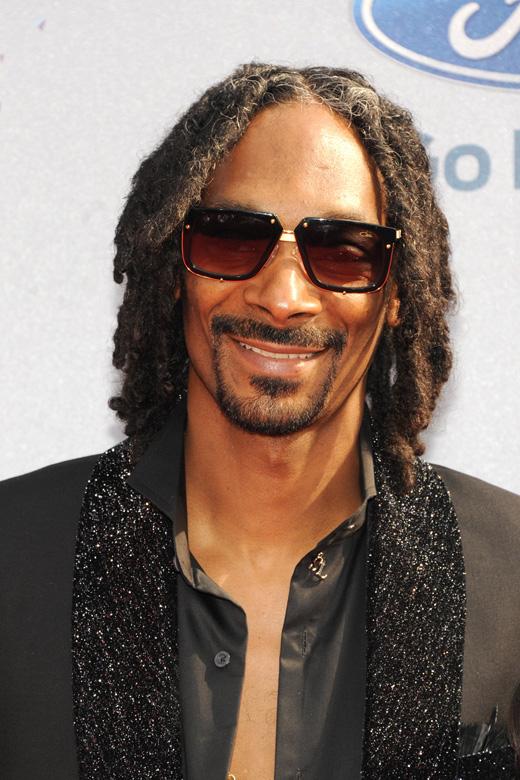 Американский рэпер Снуп Догг (Snoop Dogg) / Joe Seer / Shutterstock.com