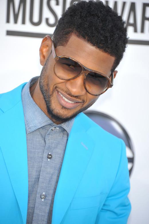 Певец Ашер (Usher) / © Featureflash / Shutterstock.com