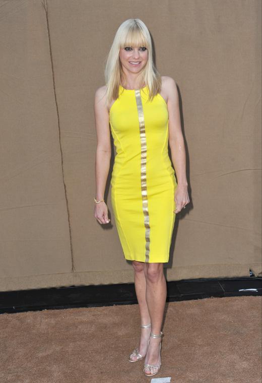 Актриса Анна Фэрис (Anna Faris) / Jaguar PS / Shutterstock.com