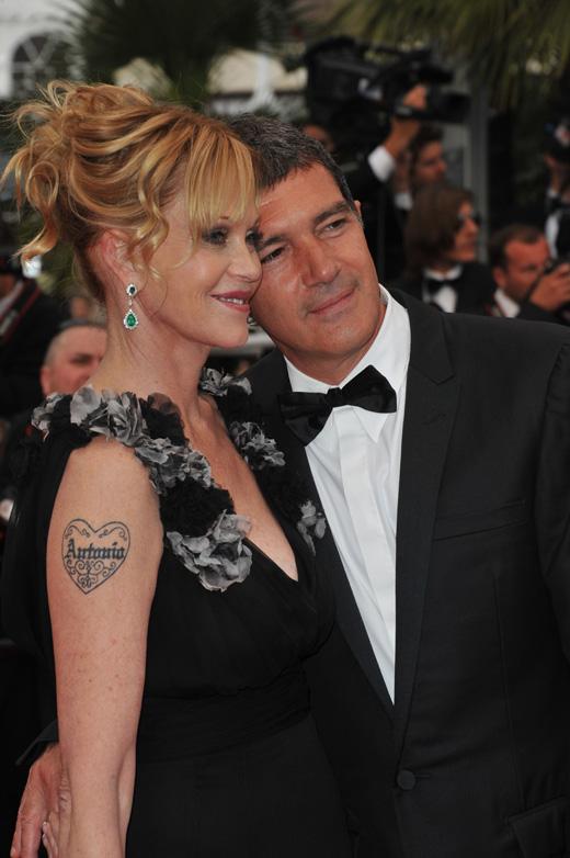 Мелани Гриффит (Melanie Griffith) и Антонио Бандерас (Antonio Banderas) / Jaguar PS / Shutterstock.com