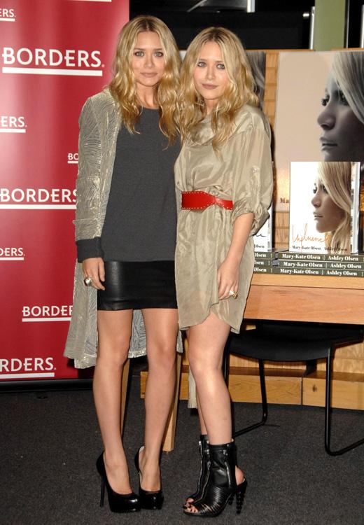 Мэри-Кейт Олсен (Mary-Kate Olsen) и Эшли Олсен (Ashley Olsen)