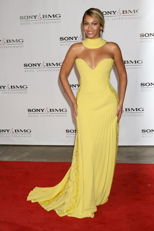 Певица Бейонсе Ноулз (Beyonce Knowles) / carrie-nelson / Shutterstock.com