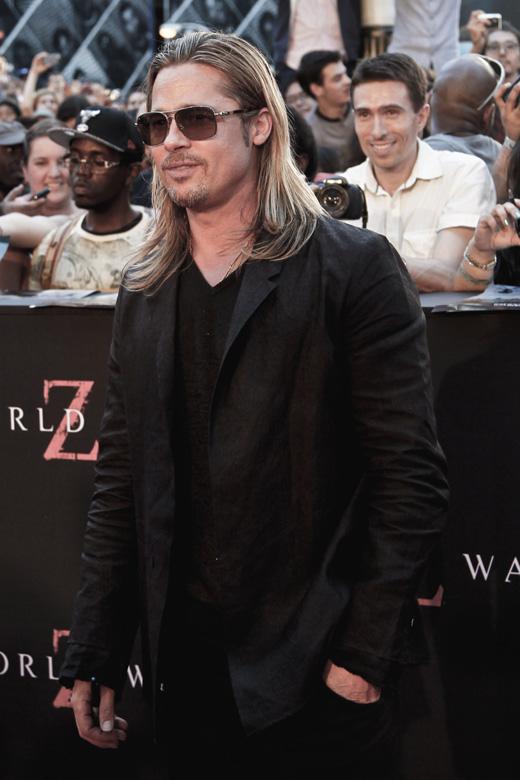 Брэд Питт (Brad Pitt) / © Debby Wong / Shutterstock.com