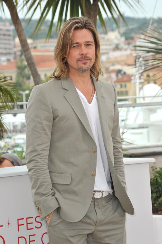 Брэд Питт (Brad Pitt) / © Featureflash / Shutterstock.com