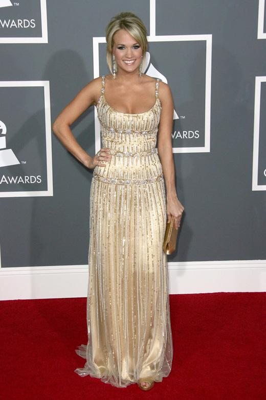 Кантри-певица Кэрри Андервуд (Carrie Underwood) / © s_bukley / Shutterstock.com