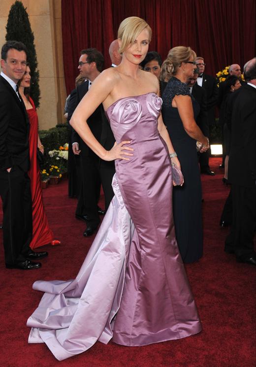 Актриса Шарлиз Терон (Charlize Theron) / Jaguar PS / Shutterstock.com