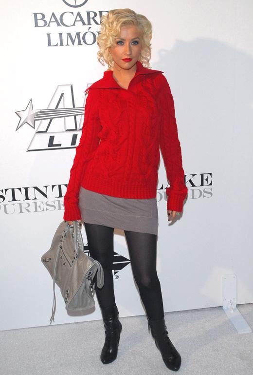 Кристина Агилера (Christina Aguilera) / s_bukley / Shutterstock.com