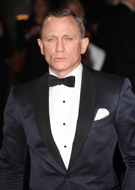 Дэниел Крэйг (Daniel Craig) / Featureflash / Shutterstock.com