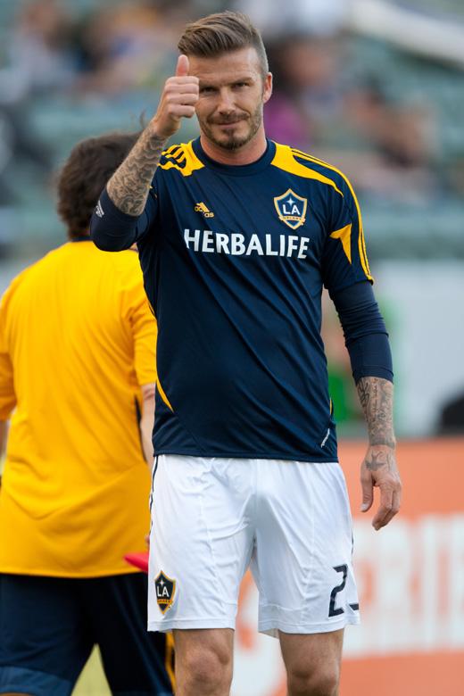 Дэвид Бекхэм (David Beckham) / © Photo Works / Shutterstock.com