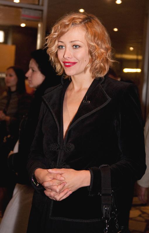 Актриса Екатерина Волкова / magicinfoto / Shutterstock.com
