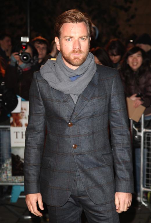 Юэн Макгрегор (Ewan McGregor) / Featureflash / Shutterstock.com