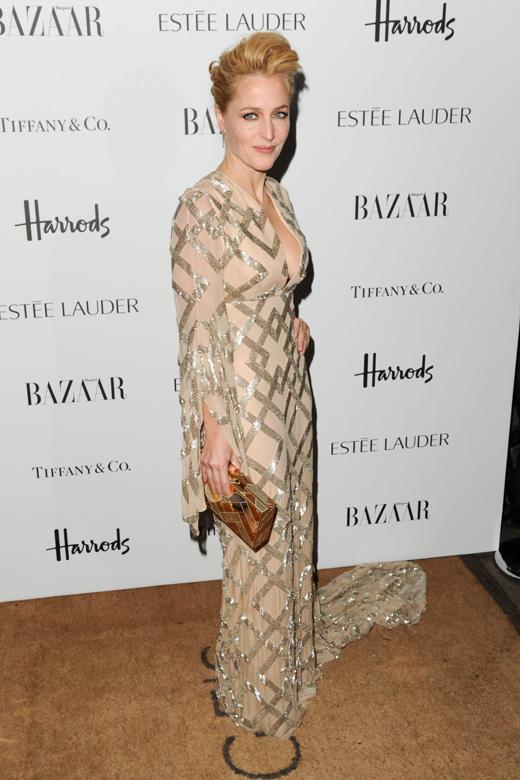 Актриса Джиллиан Андерсон (Gillian Anderson) / © Featureflash / Shutterstock.com