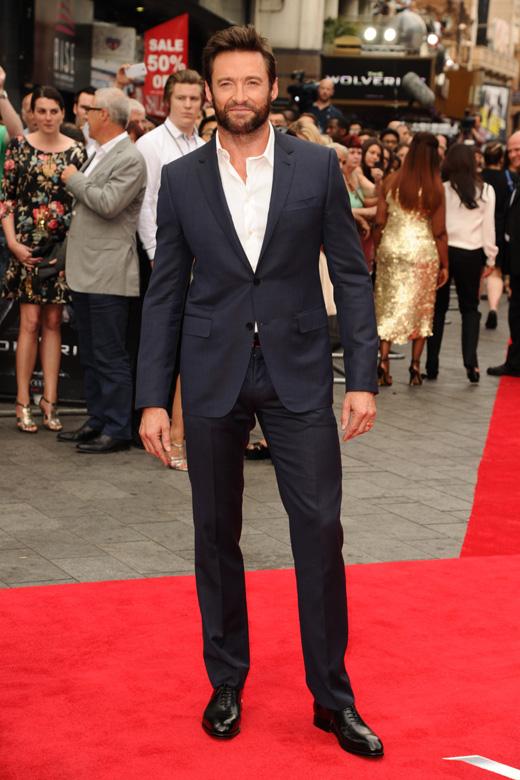 Хью Джекман (Hugh Jackman) / Featureflash / Shutterstock.com