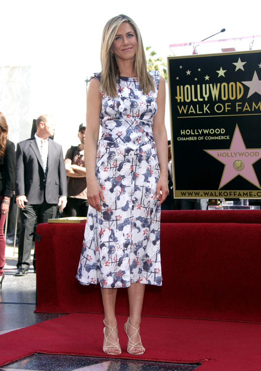 Дженнифер Энистон (Jennifer Aniston) / © DFree / Shutterstock.com