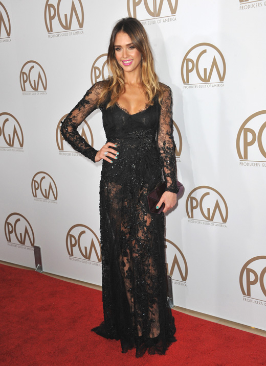 Актриса Джессика Альба (Jessica Alba) / © Featureflash / Shutterstock.com