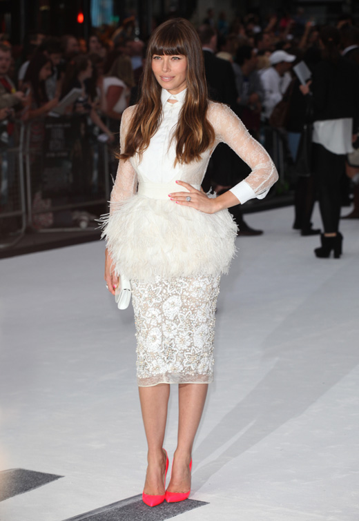 Актриса Джессика Бил (Jessica Biel) / Featureflash / Shutterstock.com