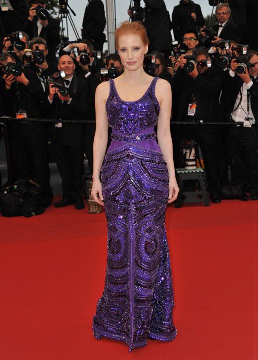 Джессика Честейн (Jessica Chastain) / Jaguar PS / Shutterstock.com