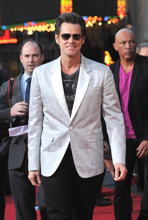 Джим Керри (Jim Carrey) / Jaguar PS / Shutterstock.com