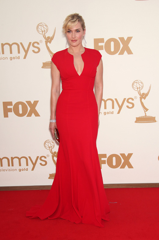 Актриса Кейт Уинслет (Kate Winslet) / DFree / Shutterstock.com