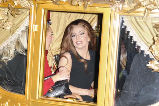 Певица Леди Гага (Lady Gaga) / andmarkmedia / Shutterstock.com