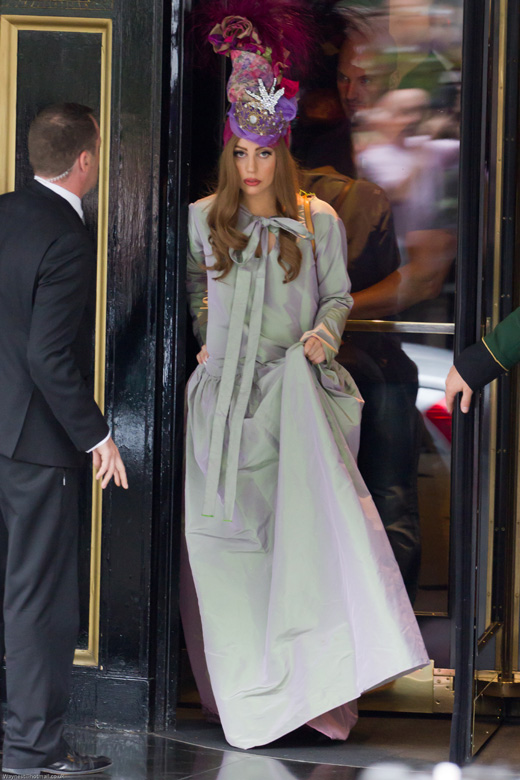 Певица Леди Гага (Lady Gaga) / © Mr Pics / Shutterstock.com