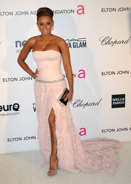 Мелани Браун (Melanie Brown) / Helga Esteb / Shutterstock.com
