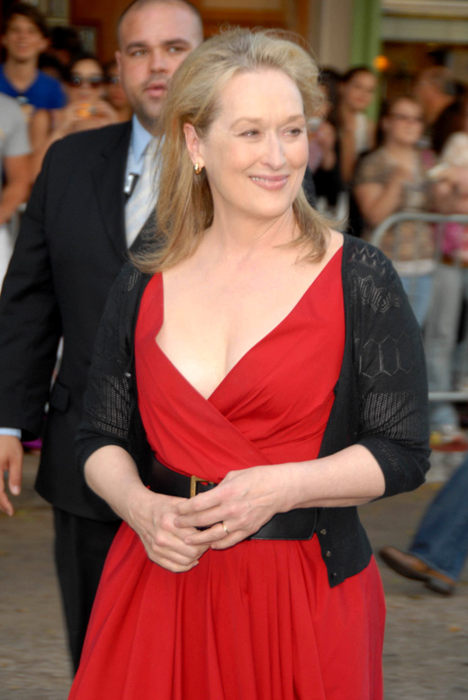 Актриса Мерил Стрип (Meryl Streep) / s_bukley / Shutterstock.com