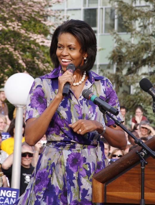 Мишель Обамы (Michelle Obama) / jdwfoto / Shutterstock.com