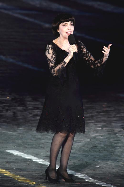 Мирей Матье (Mireille Mathieu) / Degtyaryov Andrey / Shutterstock.com
