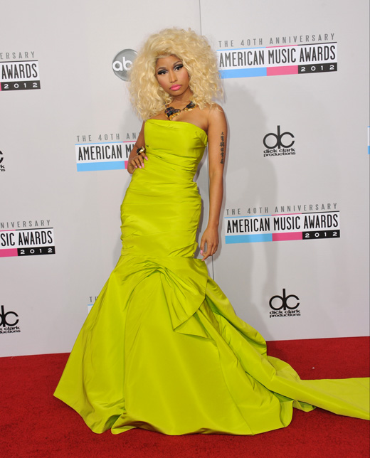 Певица Ники Минаж (Nicki Minaj) / © Featureflash / Shutterstock.com